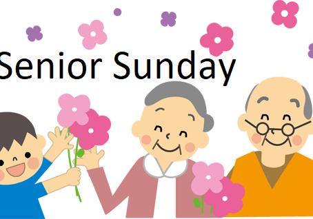 Senior Sunday: Who Will Overcome the World?