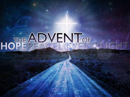 Advent 2017: Jesus is Life
