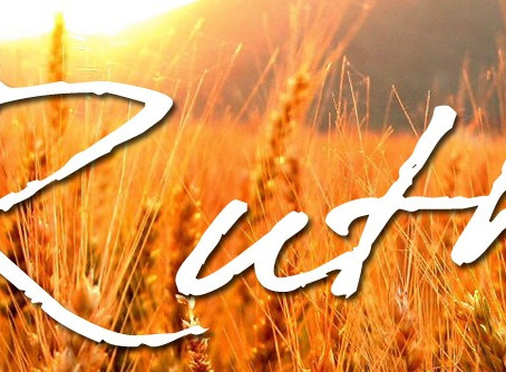 Book of Ruth: Being a Part of God's Story