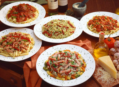 Pasta Lunch Fundraiser for Missions