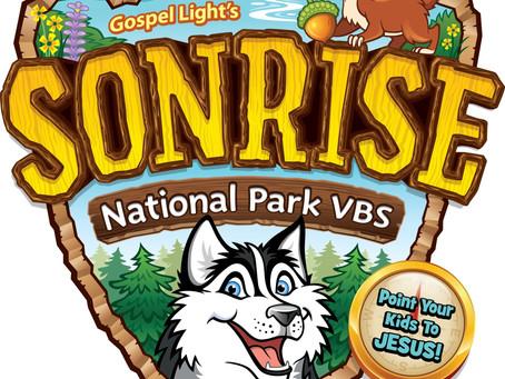 SonRise National Park VBS 2021 FAQ