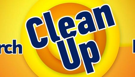 All-Church Clean Up