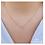 Thumbnail: 0.14ct Diamond Halo Necklace