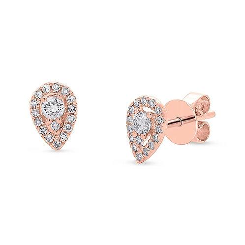 Pear Shape Earrings