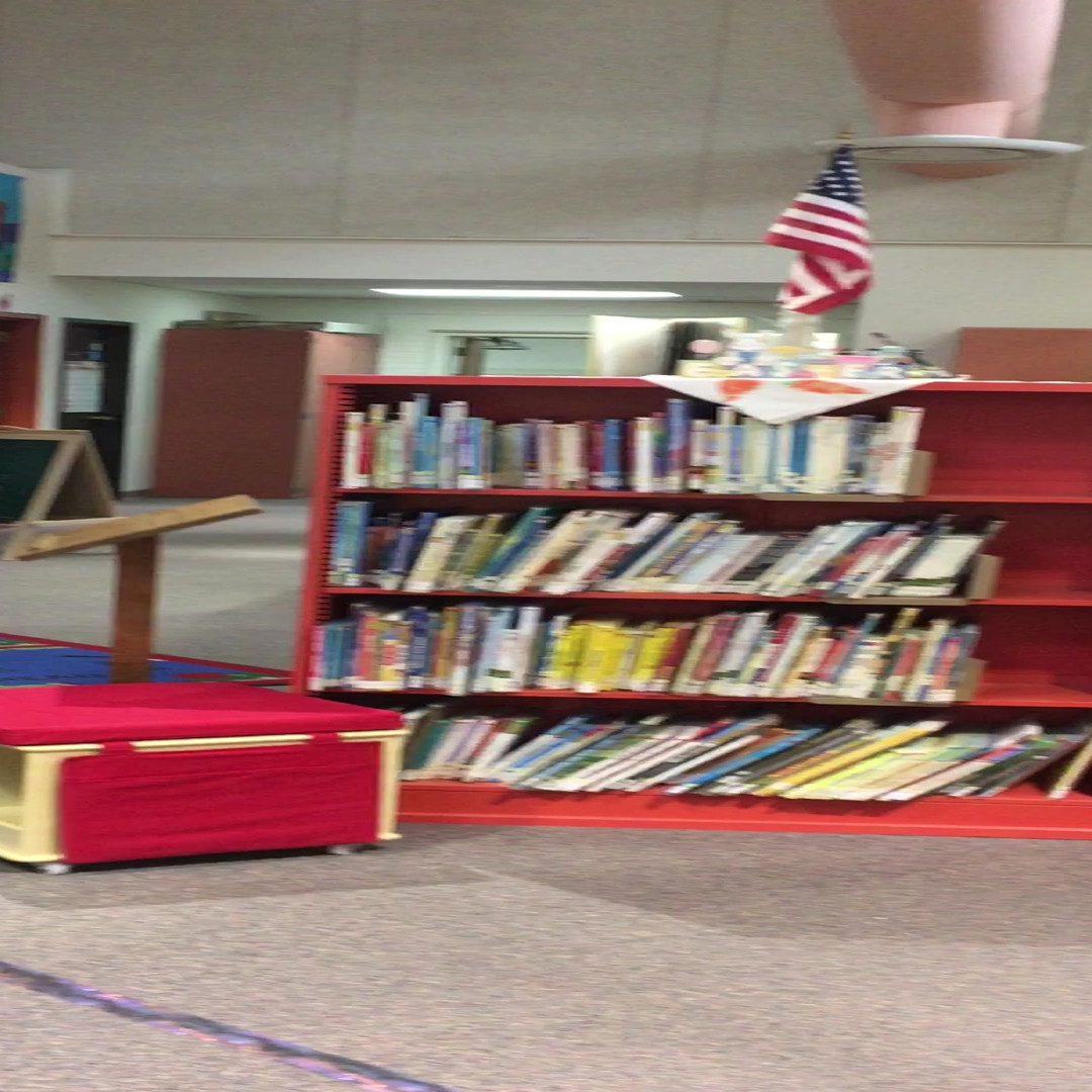 Welcome to East Elementary School Library!