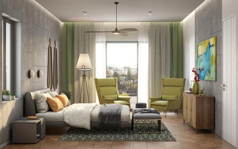 Harakevet | Master Bedroom