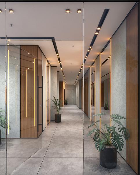 Ramat Gan Lobby | Building six