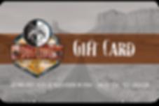 Dos Lobos Gift Card