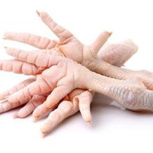 Raw Chicken Feet 2kg