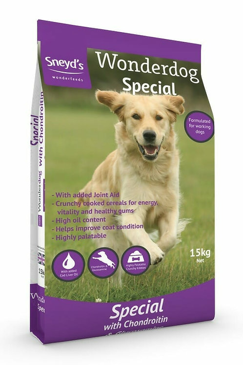 Wonderdog Special with Chondroitin & Glucosamine