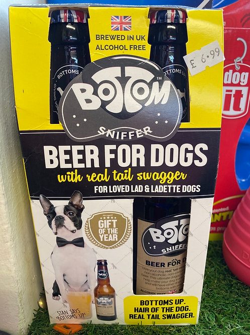 Sniffer Beer for Dogs