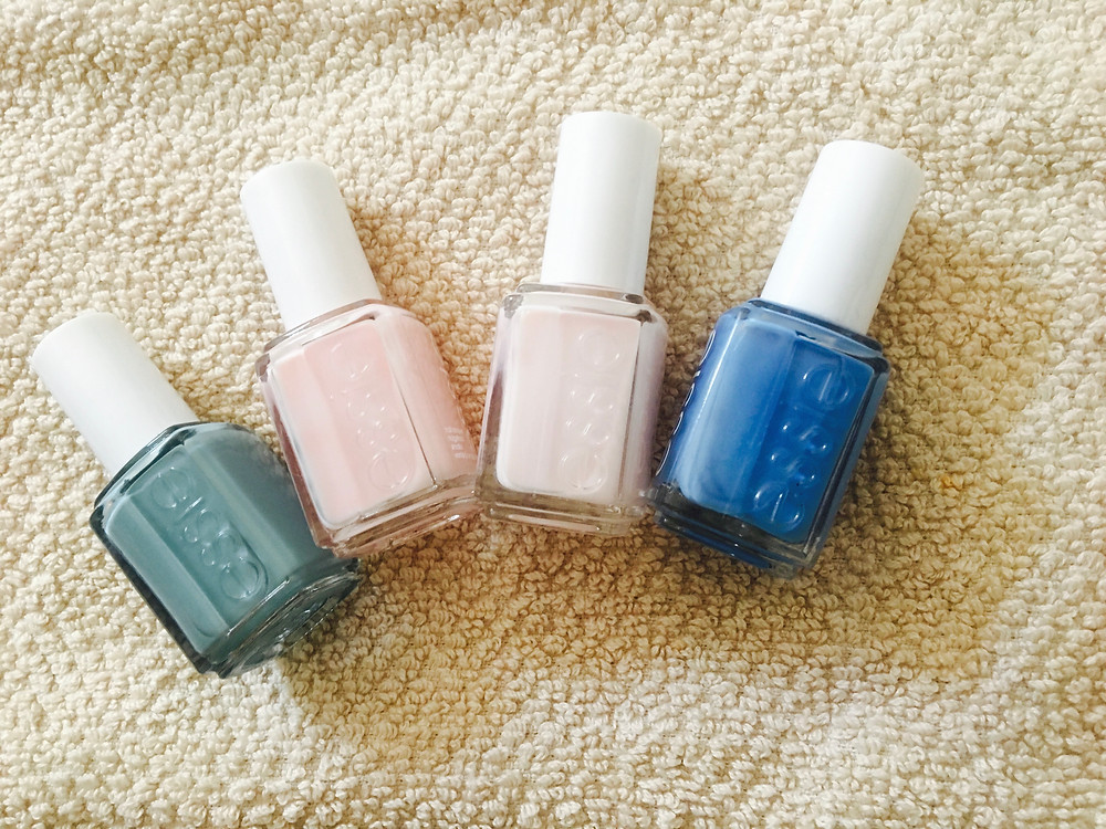 Polishes for manicures and pedicures | Sarah Santa Cruz | Mobile Beauty Treatments Mallorca
