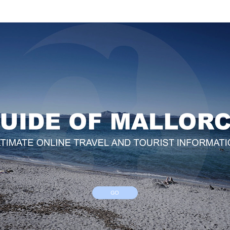 Guideofmallorca.Com, a new fresh approach to tourism and travel information websites to Majorca