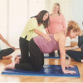 Why Pre and Post natal pilates is so important..