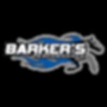 Barker's Logo 2015 BLUE Square.png