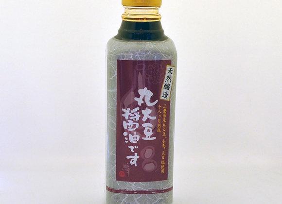 丸大豆醤油です 500ML 一年半熟成された 味わいと香ばしい香り