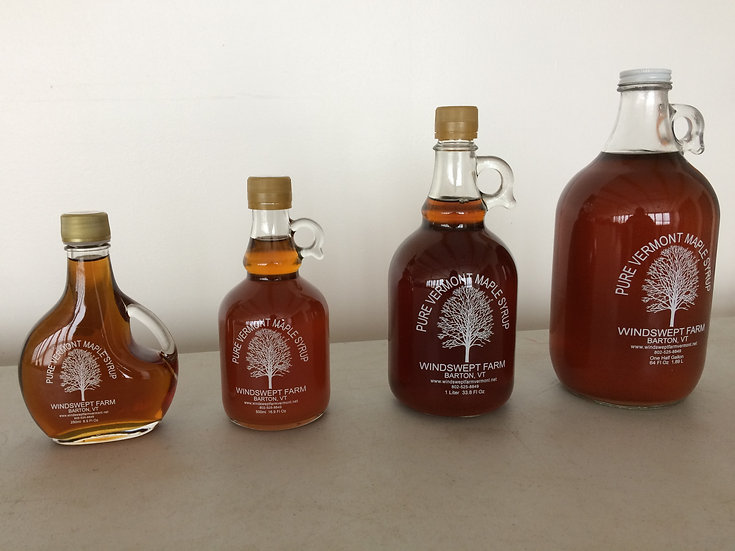 Organic Vermont Maple Syrup (Dumbo)