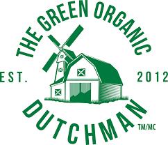 TGOD the green organic dutchman Cannabis