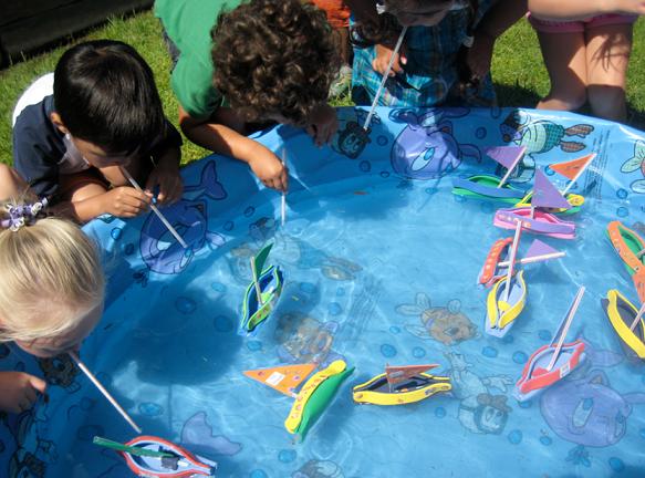 importance of outdoor play in preschool