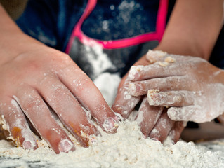 Importance of Baking with Kids