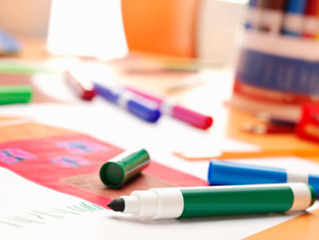 Getting Creative with Arts & Crafts for Under 5s