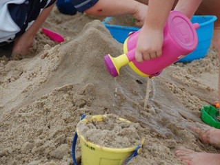 Physical Play Linked to Reading and Writing Development