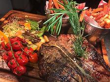 Market Tavern. Tavern Steakhouse Alnwick Northumberland T-Bone Steak