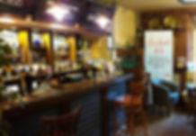 Bar at The Lindisfarne Inn Northumberland