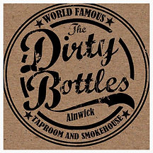 Dirty Bottles taproom and smokehouse alnwick. Eating out and food and restaurants in Northumberland