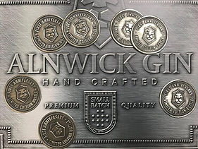 Alnwick Gin. Northumberland Spirit Company