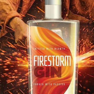 Firestorm Gin Northumberland