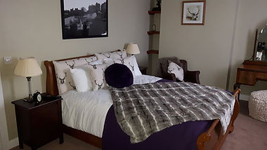 Bedroom White Swan Inn Warenford