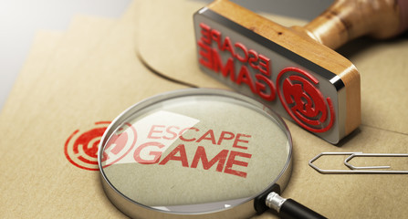 Atelier Escape Game