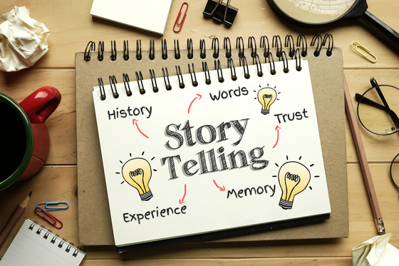 Tell Your Story, Find Healing