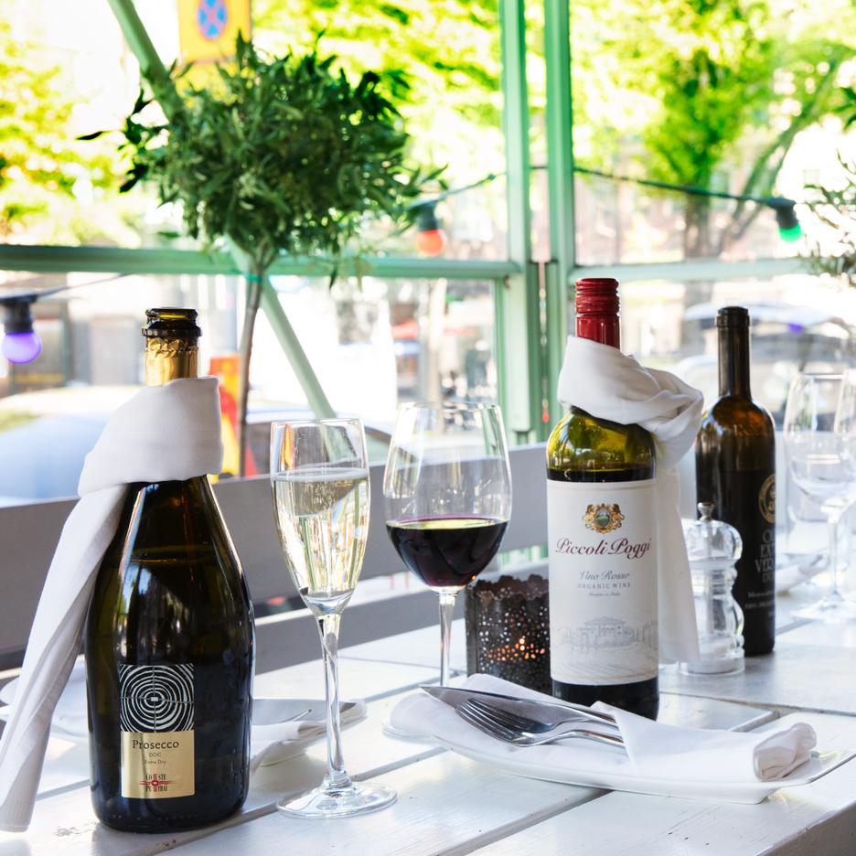Restaurang | Pane Vino | Zinkensdamm