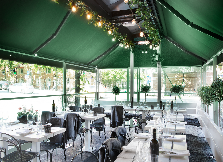 Restaurang | Pane Vino | Södermalm