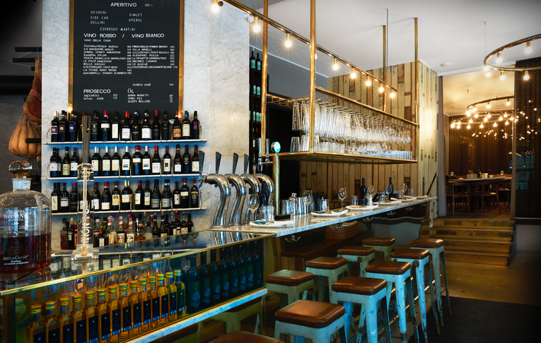 Restaurang | Pane Vino | Sverige