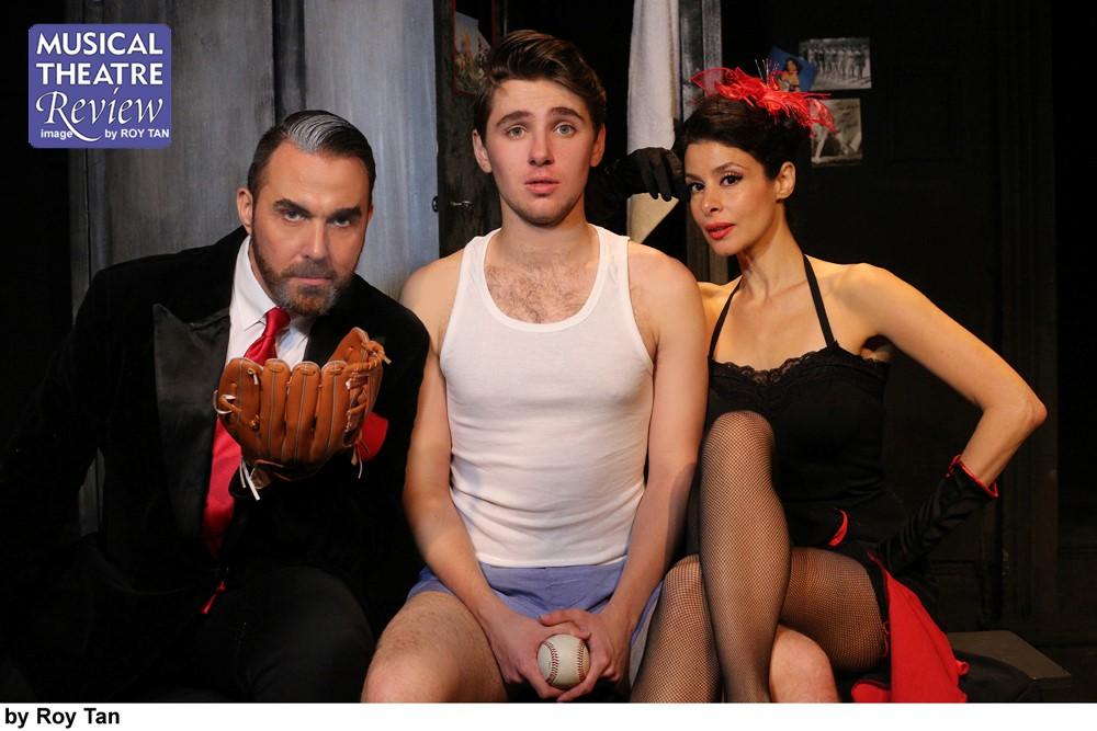 Poppy Tierney in Damn Yankees