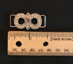 2 inch bowtie centerpiece