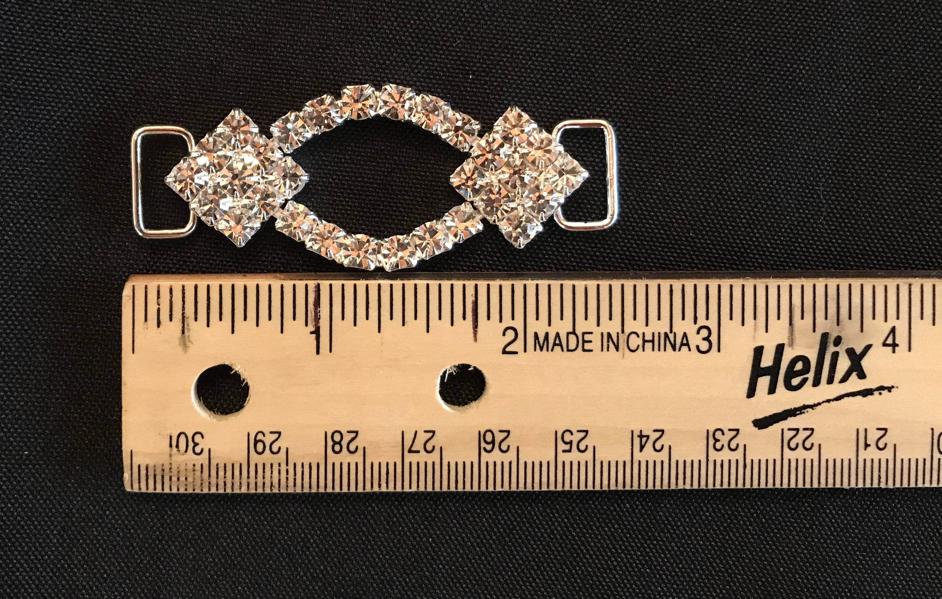 square and oval 2.5 inch