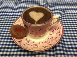 Pin Cushion Tea cup