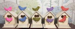Bird House fun!