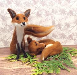 Foxy Characters