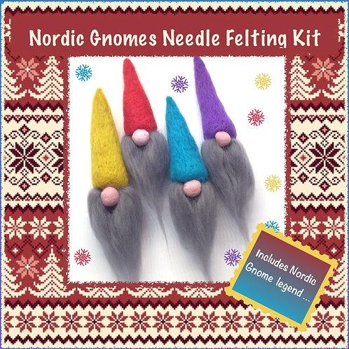 Nordic Gnomes kit