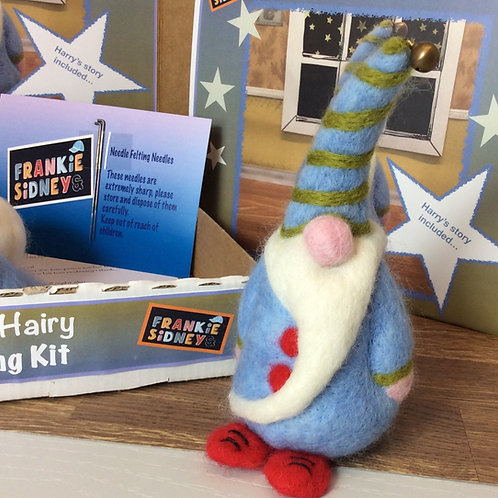 Harry The Tooth Hairy Felting Kit