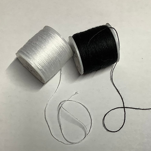 Pack of 2 extra strong thread