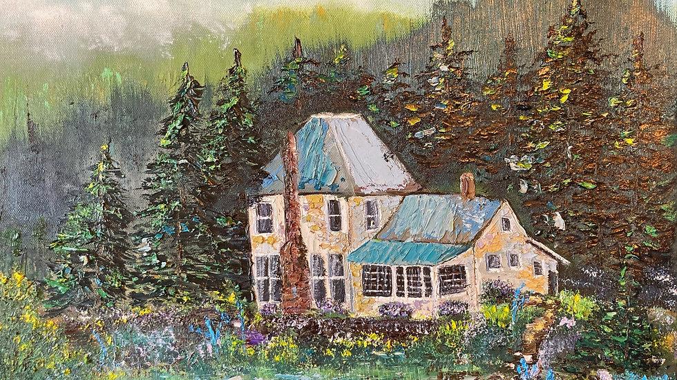 Sweethome Farmhouse 16x20