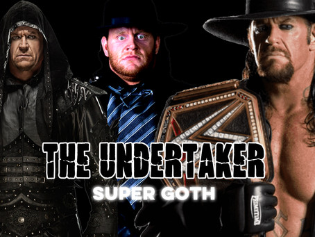 Super Goth: The Undertaker Retires from WWE after hanging, burying and embalming his enemies
