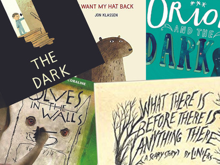 THE BEST CHILDREN'S PICTURE BOOKS FOR GOTH PARENTS 2020