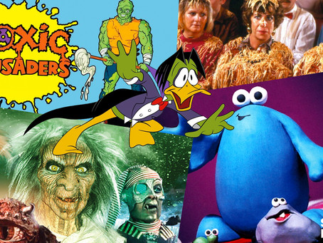 The most sinister TV shows from your youth